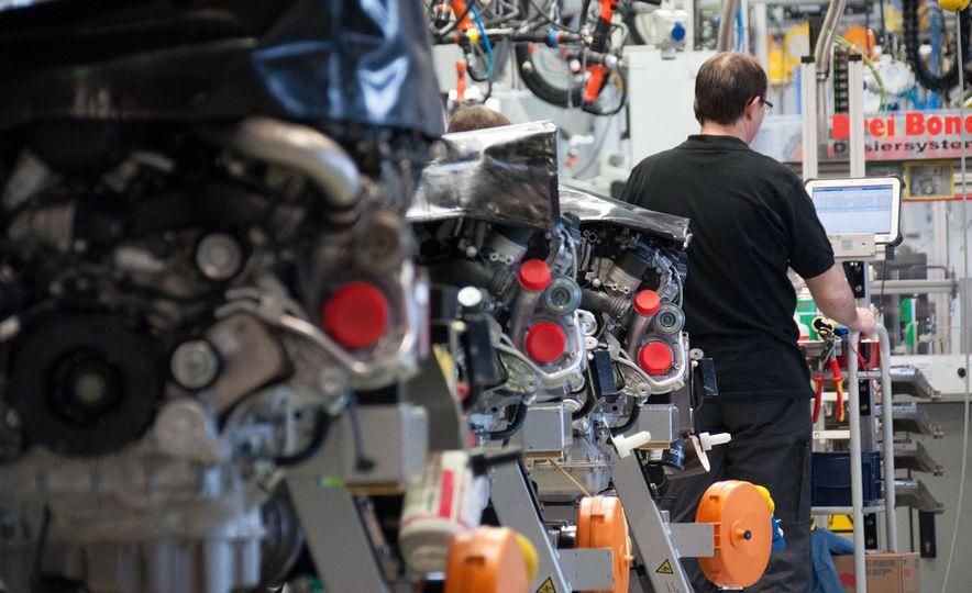 OMG AMG: We Go Inside Mercedes-AMG Headquarters in Affalterbach - Slide 9