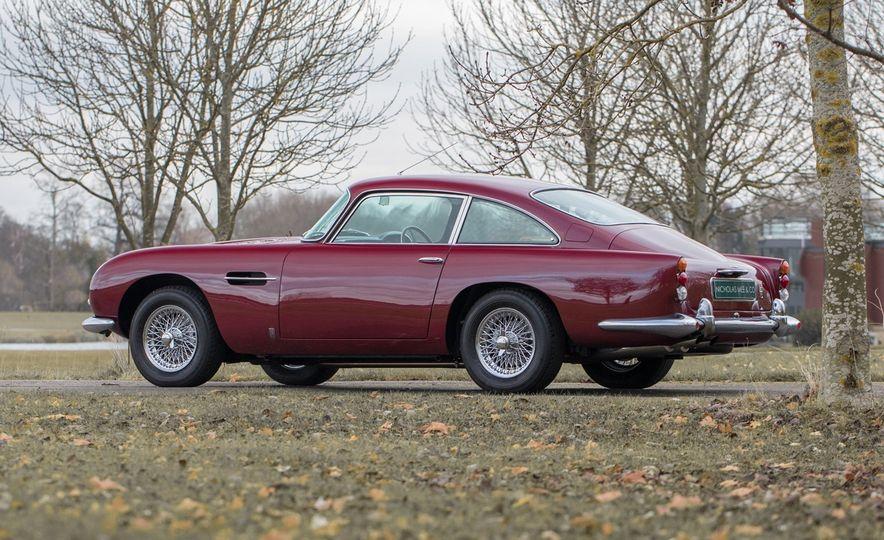 Robert Plant's 1965 Aston Martin DB5 - Slide 4
