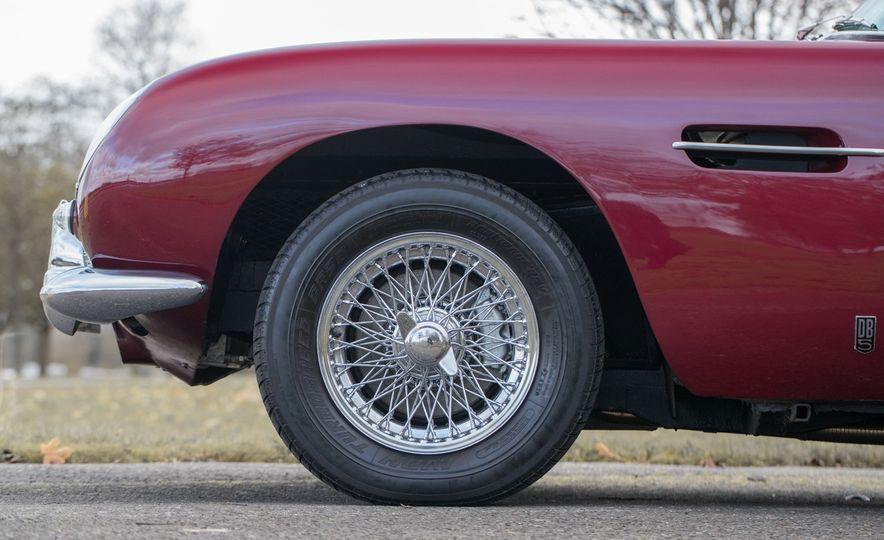 Robert Plant's 1965 Aston Martin DB5 - Slide 6