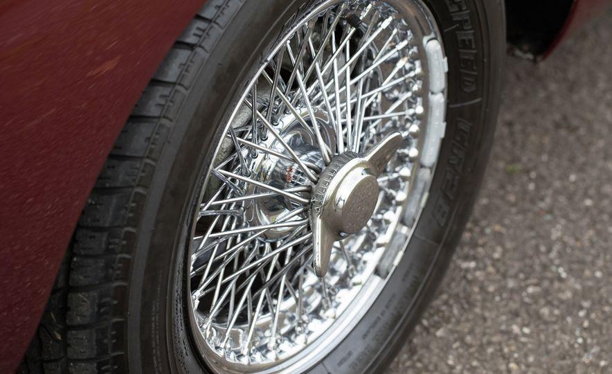 Robert Plant's 1965 Aston Martin DB5 - Slide 7