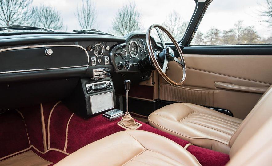 Robert Plant's 1965 Aston Martin DB5 - Slide 8