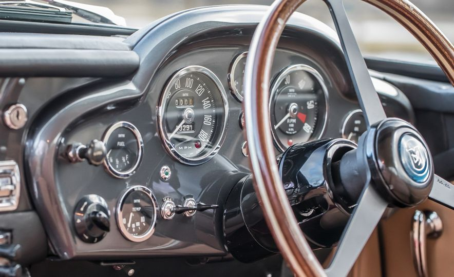Robert Plant's 1965 Aston Martin DB5 - Slide 9