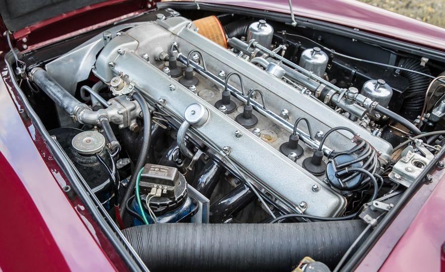 Robert Plant's 1965 Aston Martin DB5 - Slide 12