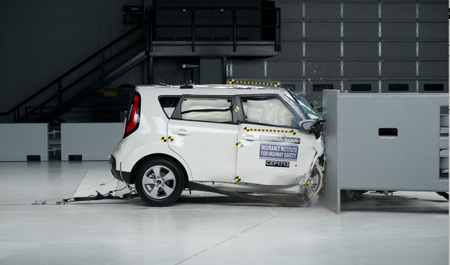 Headlights and Small-Overlap Front Crash Tests Shorten List of 2018 IIHS Top Safety Pick+ Award Winners