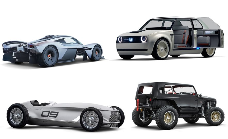 Our 10 Favorite Concept Cars of the Year - Slide 1