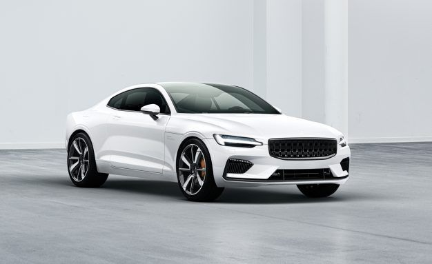We're Number 1: U.S. Customers Will Be among the First to Get Access to the Polestar 1 Sports Coupe