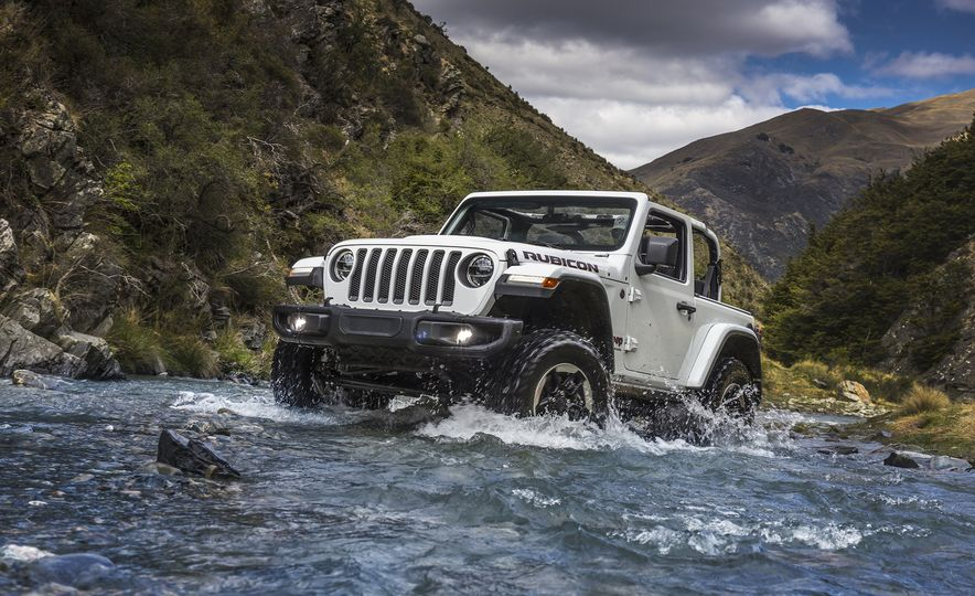 Jeep Things: What to Know About the All-New 2018 Wrangler - Slide 11