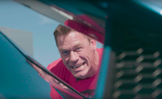 Bad Flip: Ford Sues John Cena for Reselling His New Ford GT