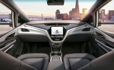 GM to Launch Driverless Car in 2019 with No Steering Wheel or Pedals