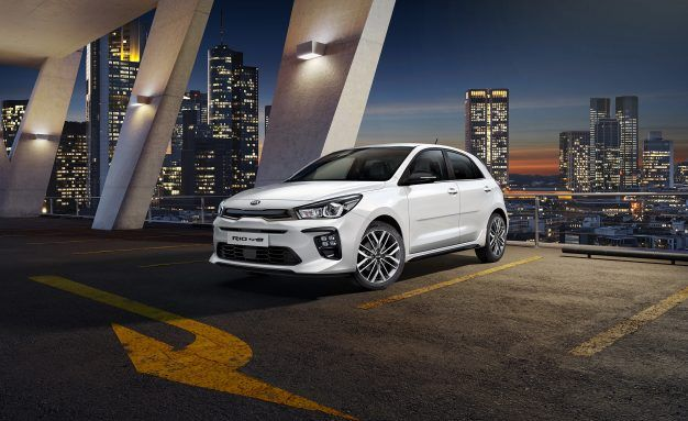 Kia Rio GT-Line: 118 HP of Attractive, Tiny Fury