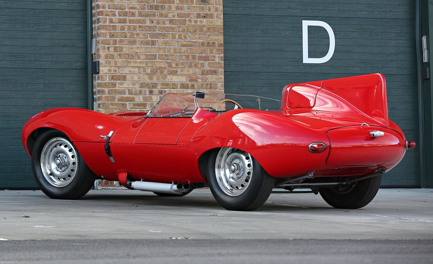 1956 Jaguar D-Type - Slide 6