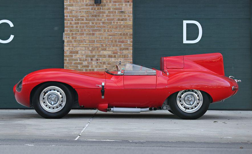 1956 Jaguar D-Type - Slide 7
