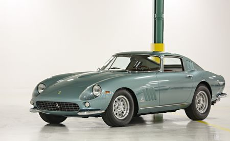 The Most GTB: Battista Pininfarina's Personal Ferrari 275GTB Is Spectacular, and for Sale