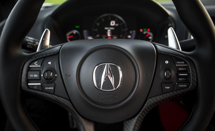 2017 Acura NSX - Slide 26