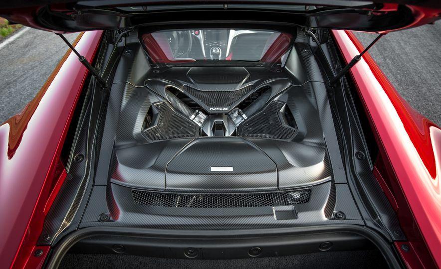 2017 Acura NSX - Slide 34