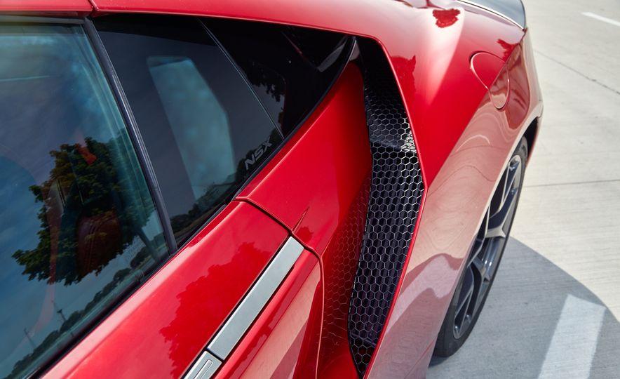 2017 Acura NSX - Slide 48
