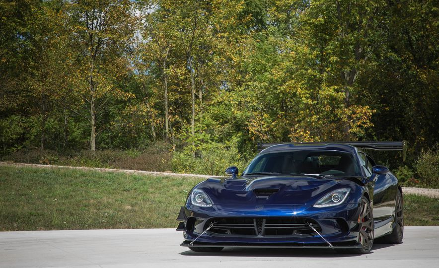 The Dodge Viper Is Dead, But Its Factory Will House FCA's Historic Car Collection - Slide 6