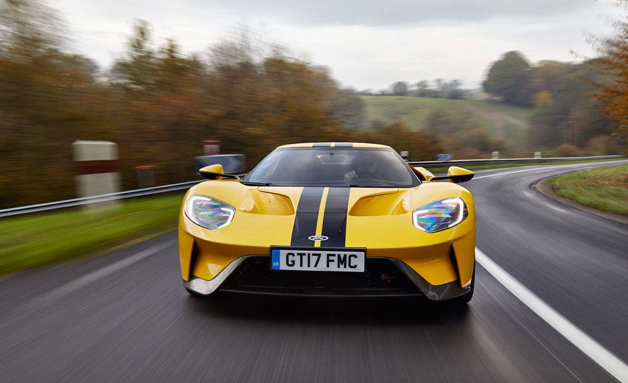 Ford ford gt images : Ford GT Reviews | Ford GT Price, Photos, and Specs | Car and Driver