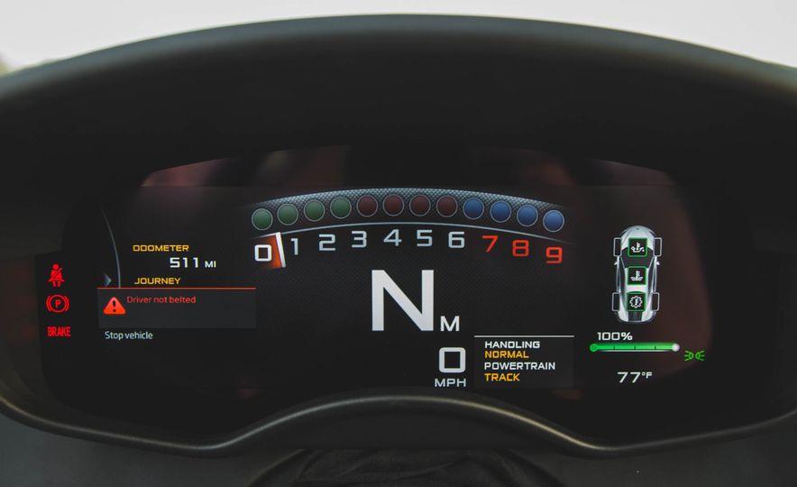 2017 McLaren 570GT - Slide 29
