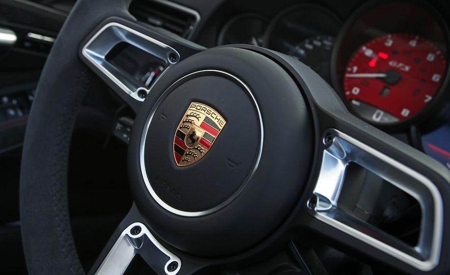 2017 Porsche 911 Targa 4 GTS Manual - Slide 53