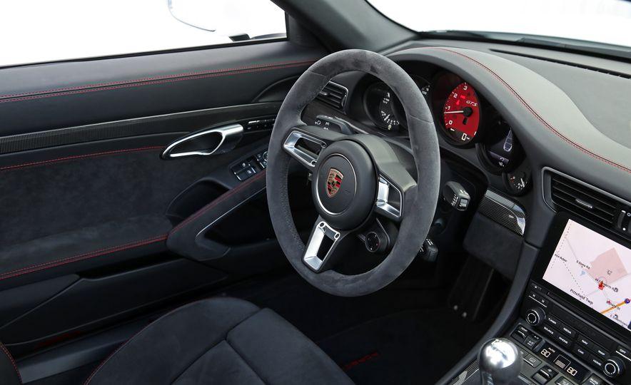 2017 Porsche 911 Targa 4 GTS Manual - Slide 59
