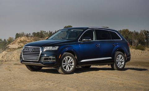 Audi Q7 Best Mid Size Luxury Suv
