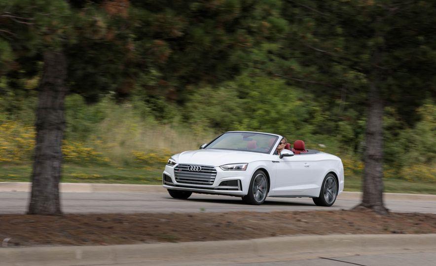 2018 Audi S5 - Slide 3