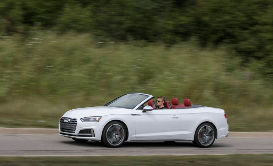 2018 Audi S5 - Slide 4