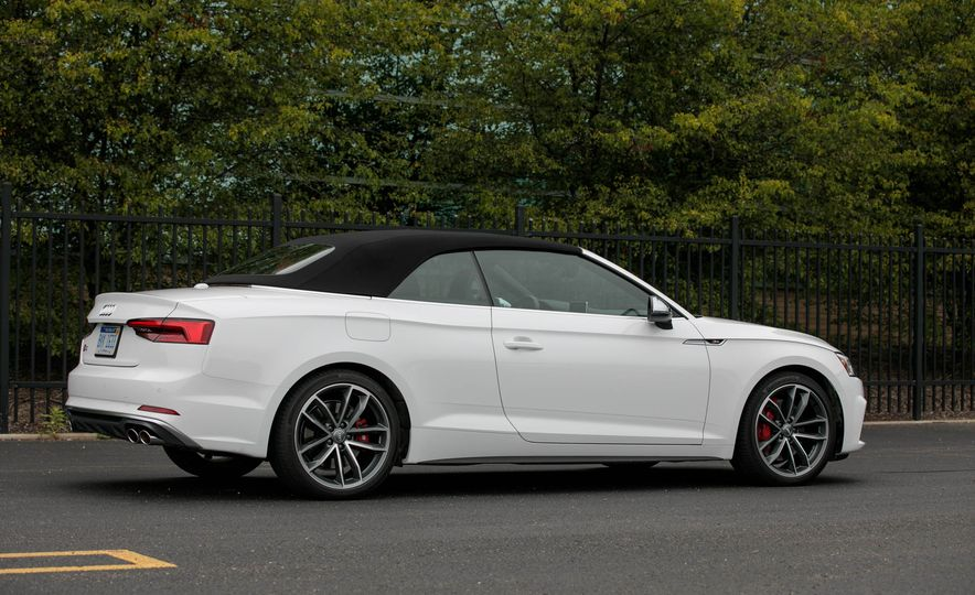 2018 Audi S5 - Slide 25