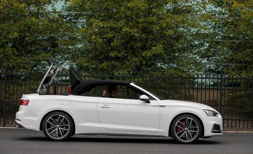 2018 Audi S5 - Slide 32