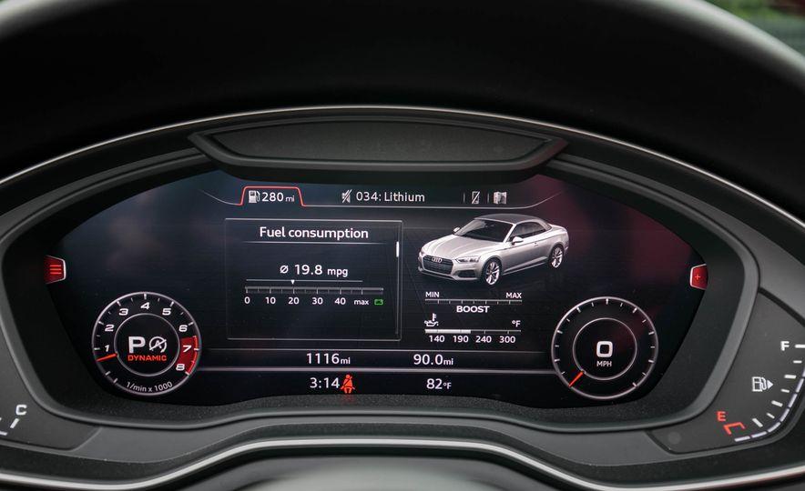 2018 Audi S5 - Slide 72