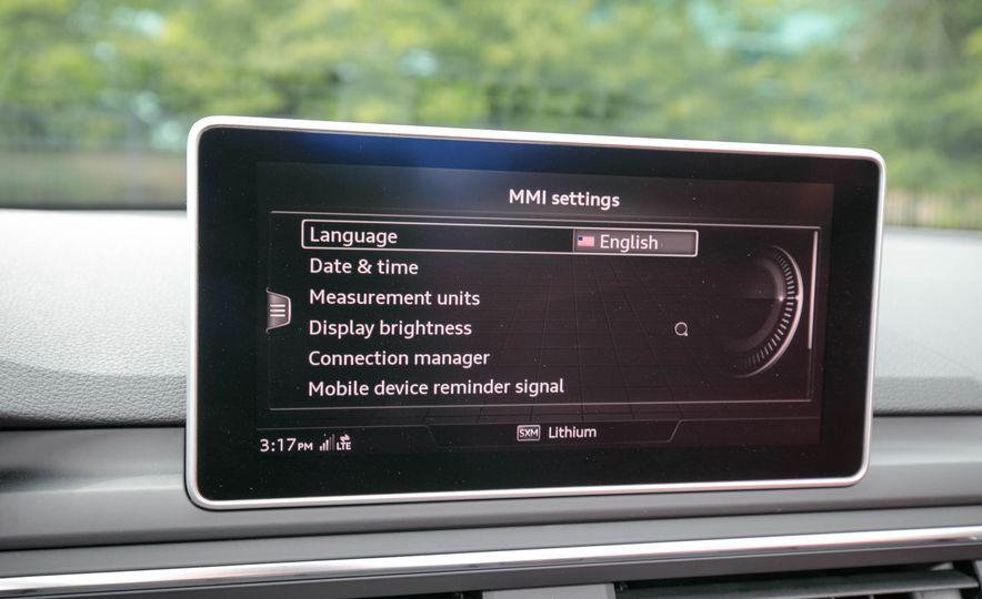 2018 Audi S5 - Slide 85