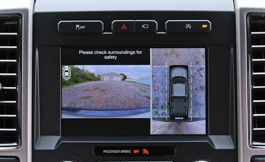 2018 Ford F-150 Platinum - Slide 39