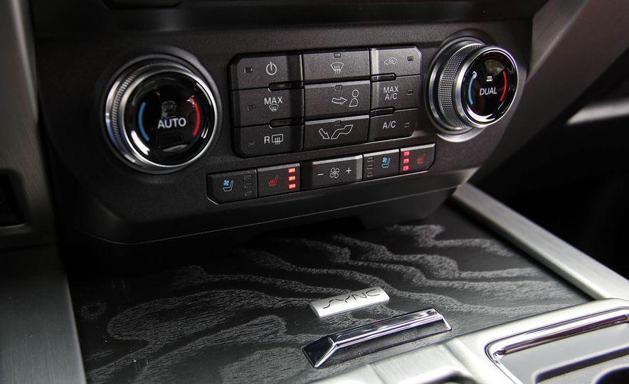 2018 Ford F-150 Platinum - Slide 45