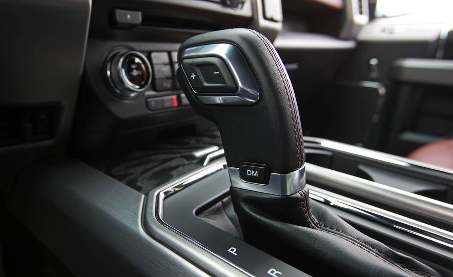 2018 Ford F-150 Platinum - Slide 49