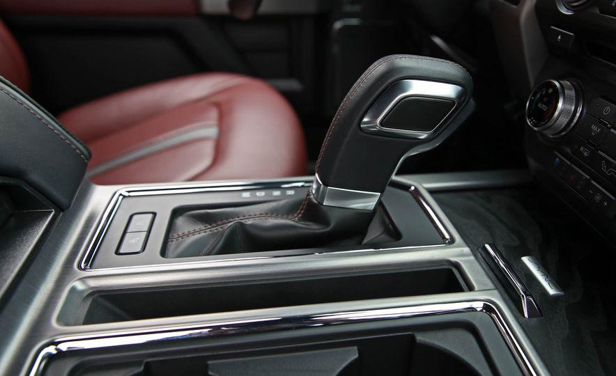 2018 Ford F-150 Platinum - Slide 50