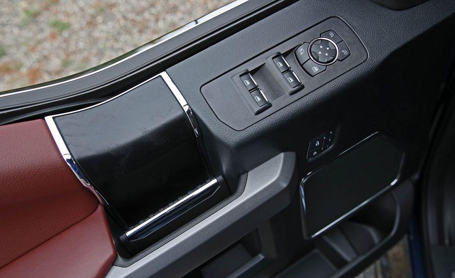 2018 Ford F-150 Platinum - Slide 56
