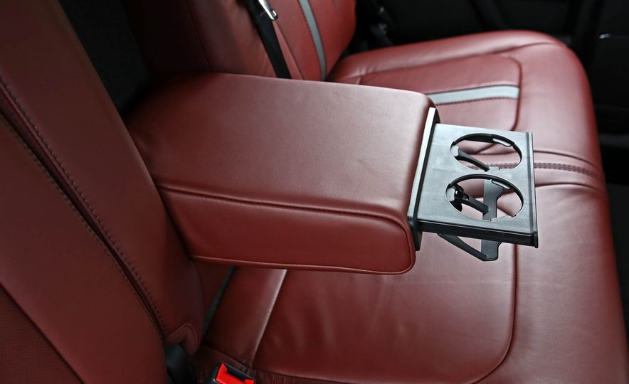 2018 Ford F-150 Platinum - Slide 61