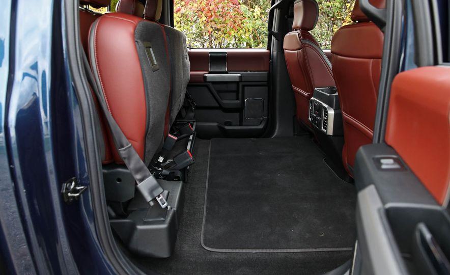 2018 Ford F-150 Platinum - Slide 64
