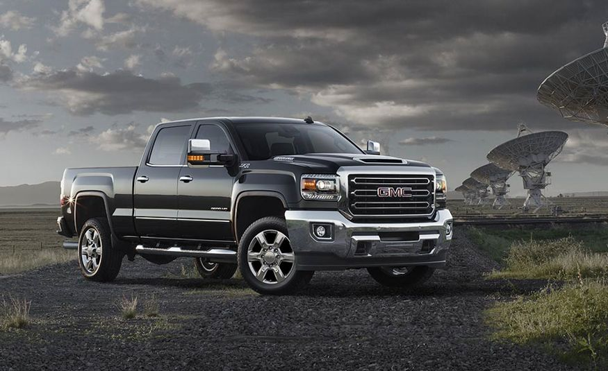 2020 GMC Sierra 2500HD Reviews | GMC Sierra 2500HD Price ...