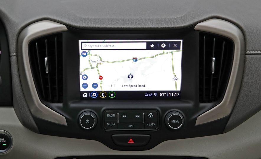 2018 GMC Terrain 2.0T AWD - Slide 38