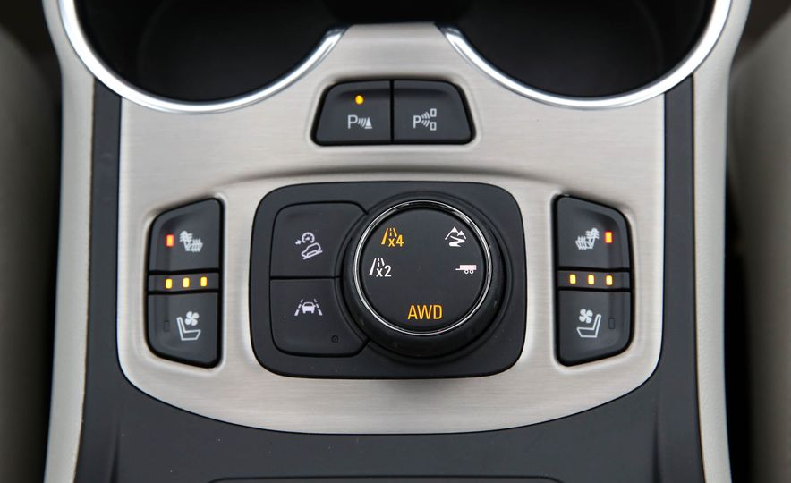 2018 GMC Terrain 2.0T AWD - Slide 45