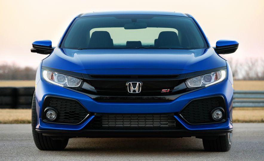 2018 Honda Civic Si sedan, Civic Sport, and Civic Type R - Slide 6
