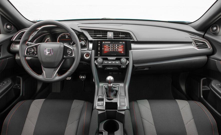 2018 Honda Civic Si sedan, Civic Sport, and Civic Type R - Slide 7