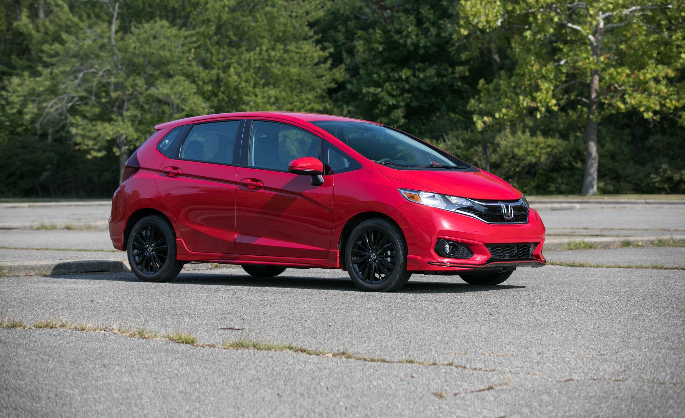 Honda Fit Reviews Honda Fit Price Photos And Specs Car And Driver - 2018 honda fit ex invoice price
