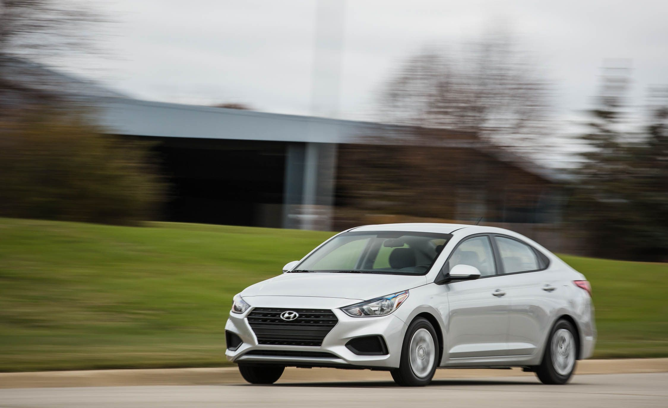 2019 Hyundai Accent Reviews Price Photos And Specs Car Driver