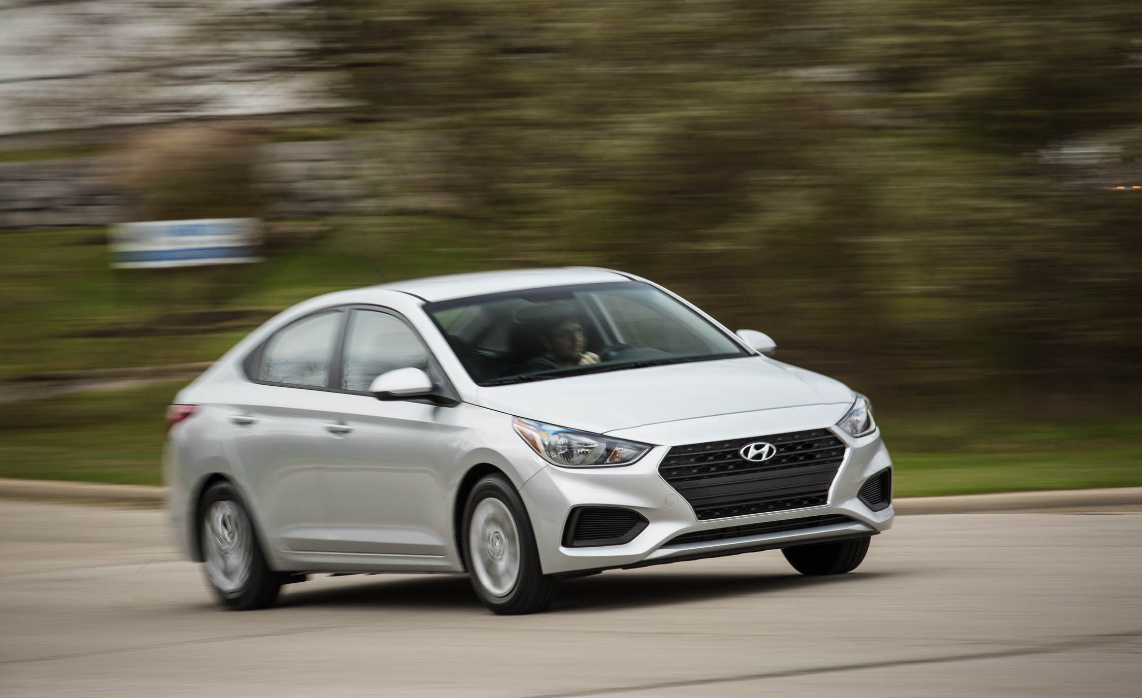2019 Hyundai Accent Reviews Hyundai Accent Price Photos And