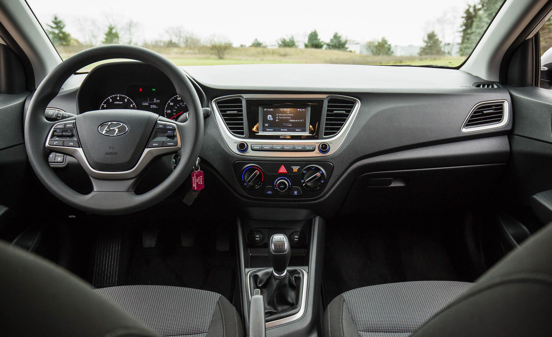 2019 Hyundai Accent Reviews Price Photos And 1999 Kia Rio Engine Specs Car Driver