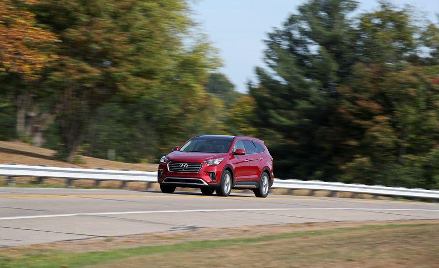2018 Hyundai Santa Fe Limited Ultimate AWD - Slide 2