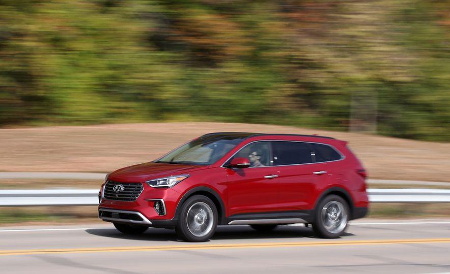 2018 Hyundai Santa Fe Limited Ultimate AWD - Slide 4